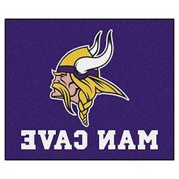 FANMATS 14331 NFL Minnesota Vikings Nylon Universal Man Cave