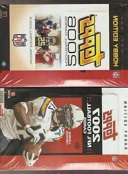 2007 Topps Hobby Sealed Box  36 packs  1 Auto/Relic per box