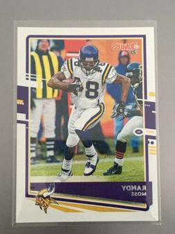 2020 Donruss Base #165 Randy Moss - Minnesota Vikings
