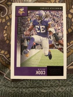 2020 Score Base #241 Dalvin Cook - Minnesota Vikings