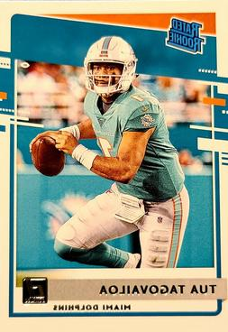 2020 Donruss Football Singles Pick Your Cards /Lot
