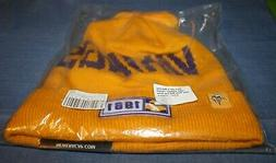 Brand New New Era NFL 1961 MINNESOTA VIKINGS Knit Beanie Hat