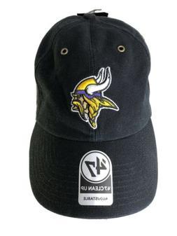 Carhartt 47 Brand Minnesota Vikings NFL Black Baseball Cap H