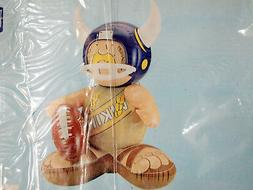 "Minnesota Vikings Football Player Inflatable , huge 21"" Mens"
