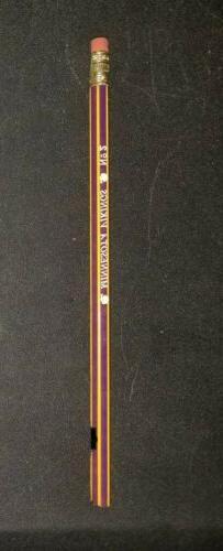1970s Minnesota Vikings NFL Football  Faber Castell No 2 Pen