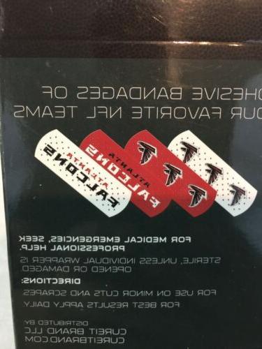 "2 BANDAGES, 1""X3"", 50/BOX NFL BULK"