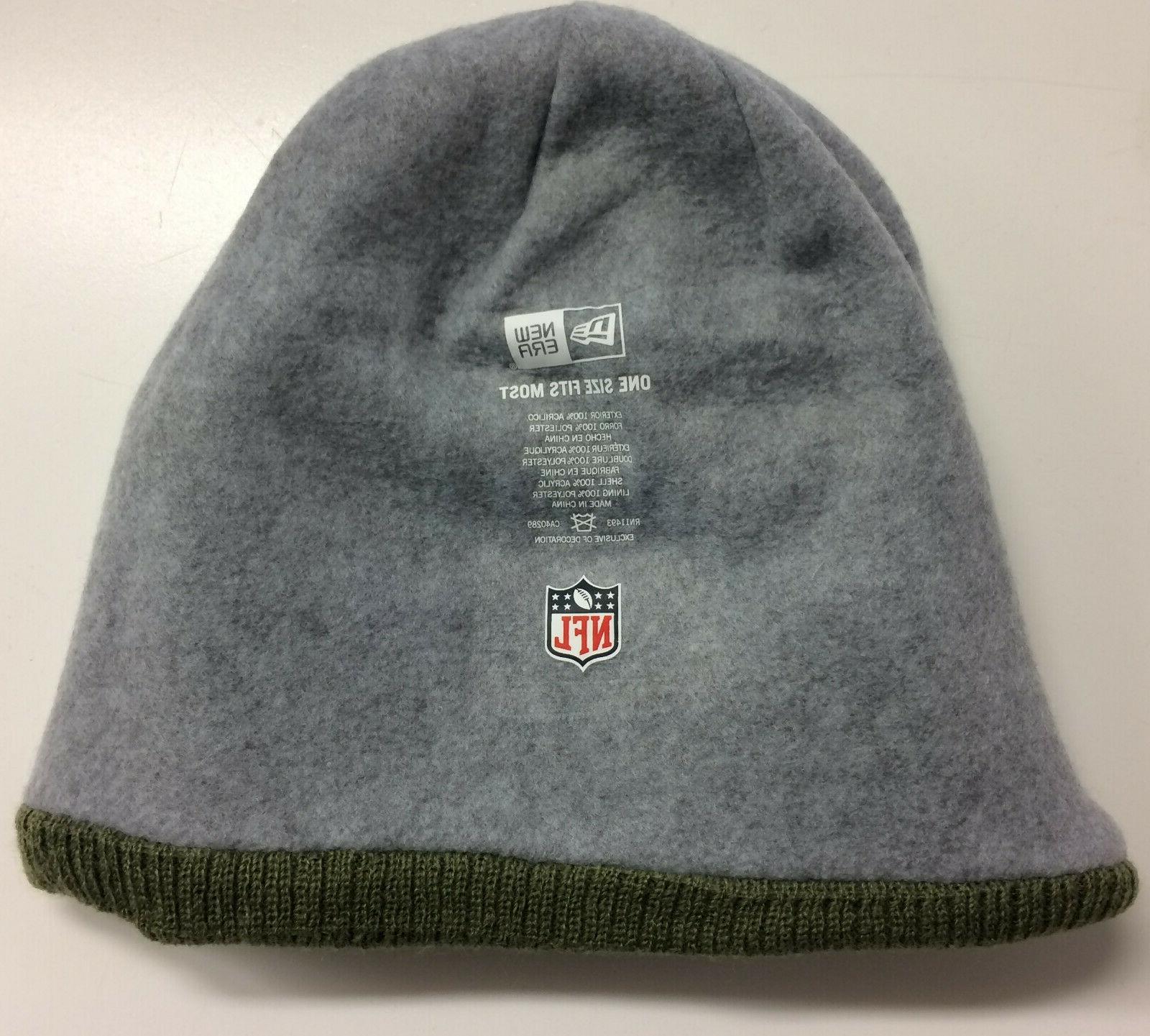 2019 Minnesota Era Knit Hat Sideline Beanie Cap