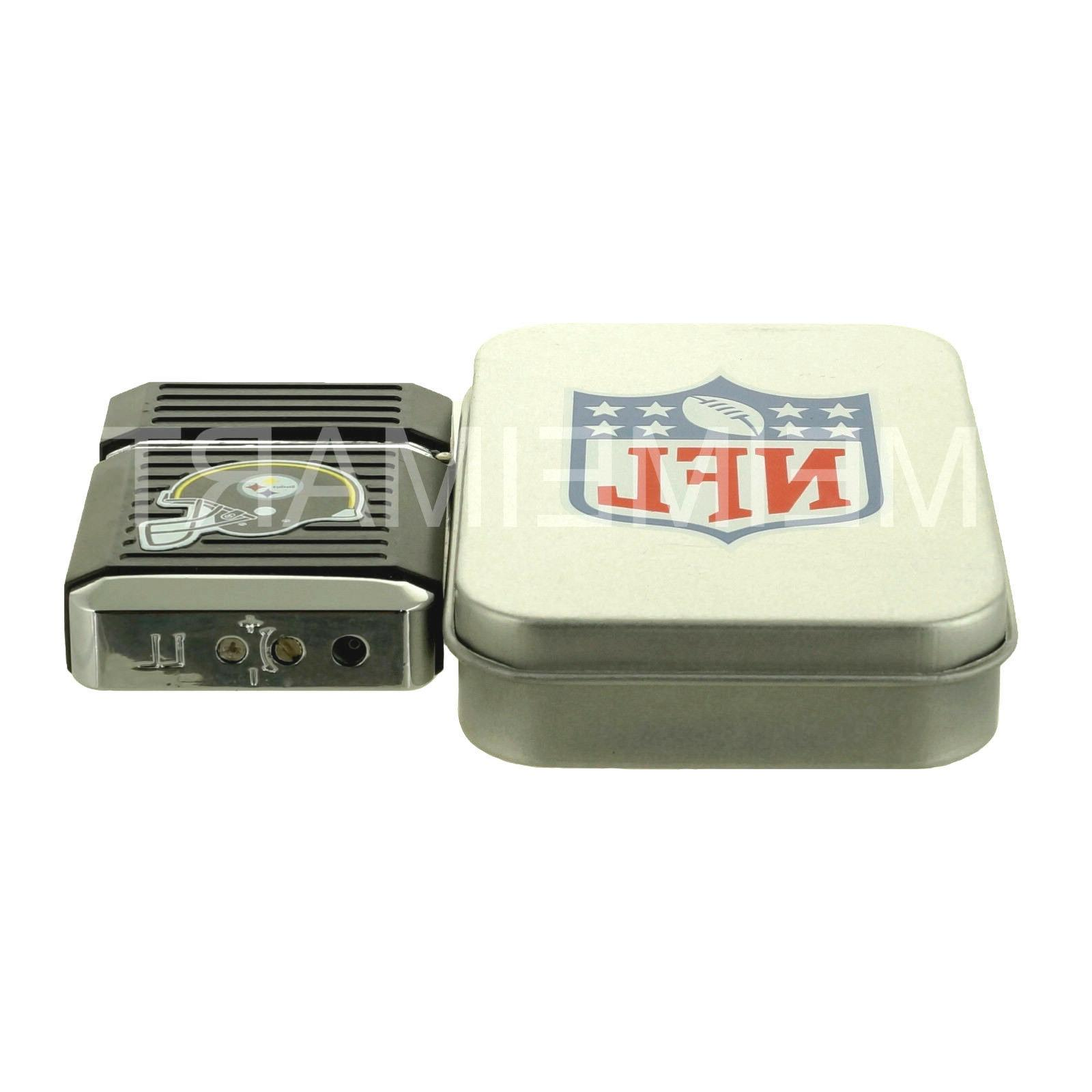 NFL All Windproof Refillable Box