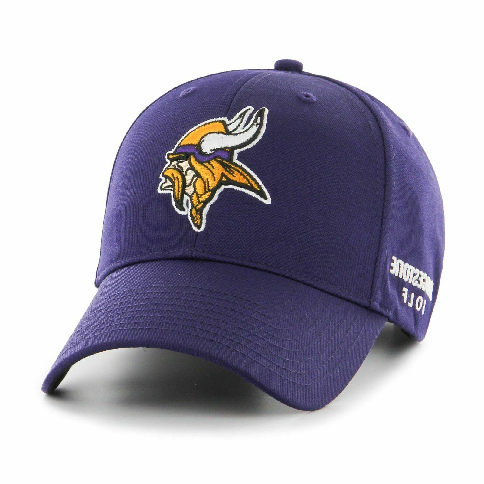 bridgestone golf nfl hat 47 adjustable mvp