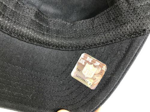Carhartt Vikings Black Cap