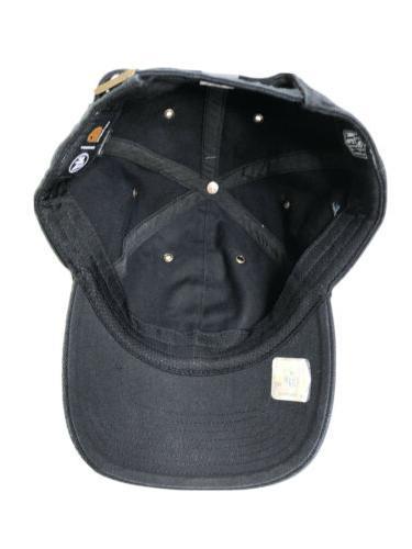 Carhartt Brand Vikings NFL Black Cap