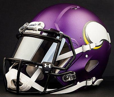 MINNESOTA VIKINGS NFL Visor / Shield