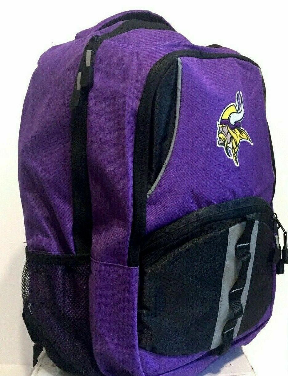 Minnesota Backpack Bag Sports