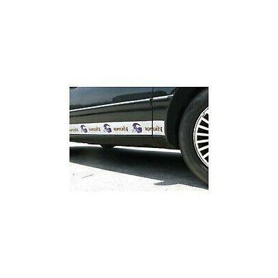 minnesota vikings car trim magnet nfl decorate