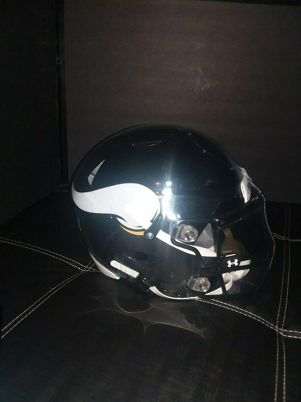 Authentic Helmet w/visor