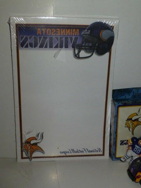 Minnesota Vikings Fan Package, Magnets, and