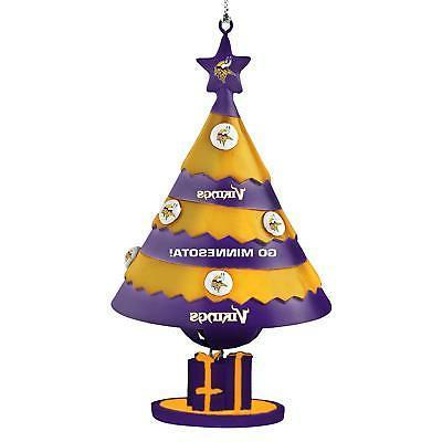 minnesota vikings football team logo nfl holiday