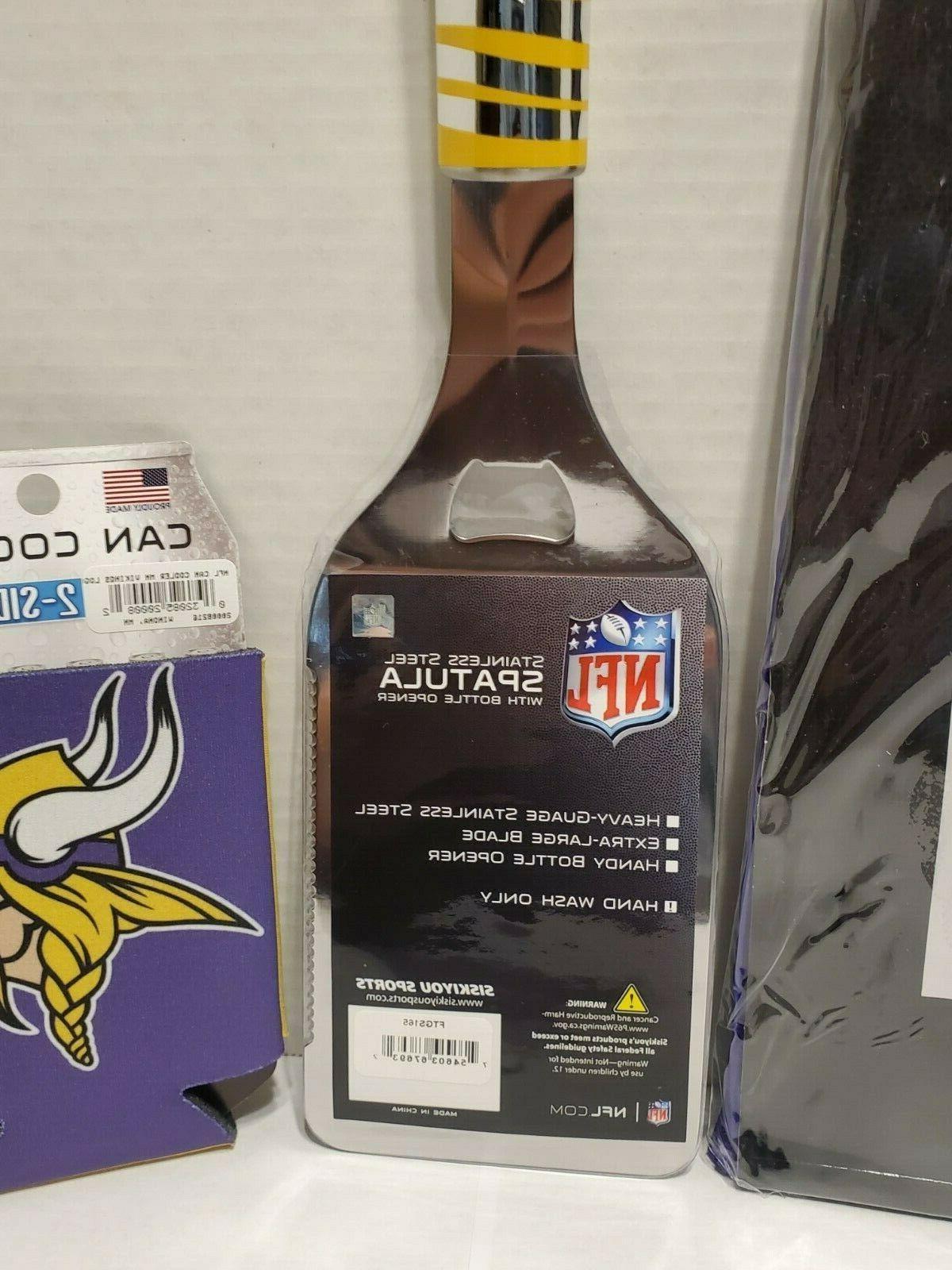 Minnesota Vikings spatula, can cozy