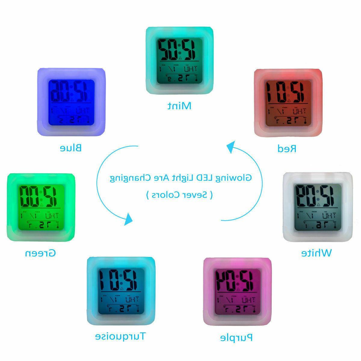 Minnesota Vikings Alarm Clock Watch