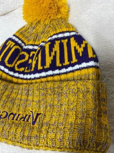 Minnesota Vikings New Sport Football - Yellow