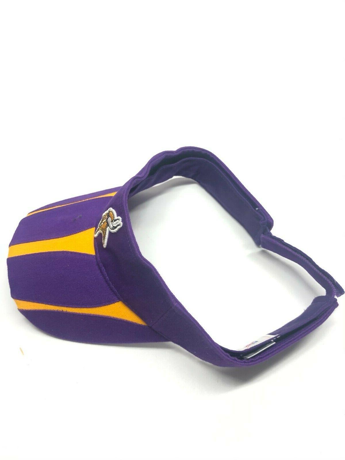 Minnesota Vikings NFL Visor