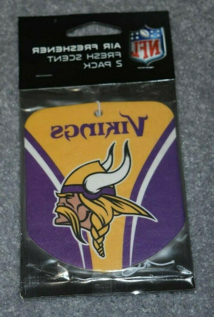 minnesota vikings nfl football 2 pack air