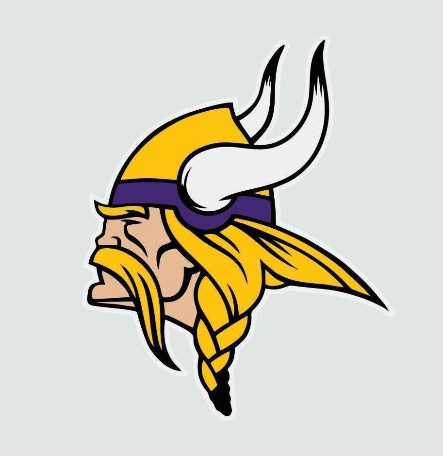 minnesota vikings nfl football color logo sports