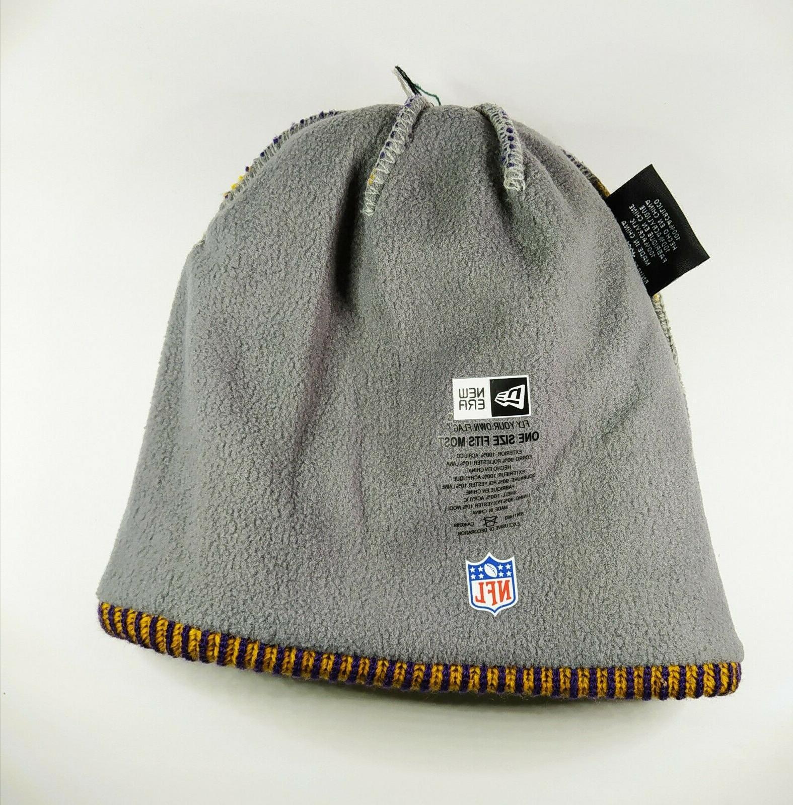 Minnesota NFL Knit Hat Field Hat