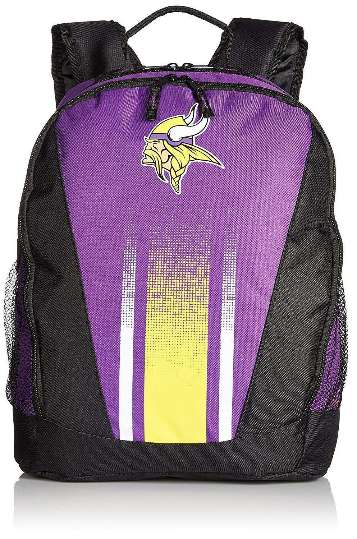 minnesota vikings nfl prime backpack bag school