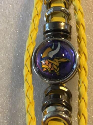 Minnesota Jewelry Bracelet Yellow