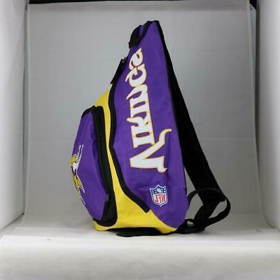 Minnesota Licensed NFL Slingback Backpack