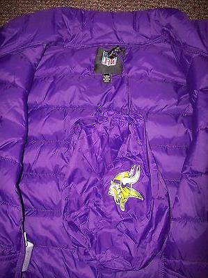 MINNESOTA Pack It Bag S XL PURPLE