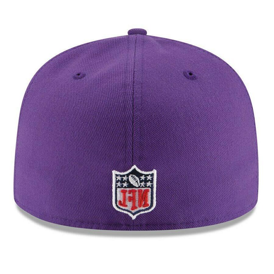 Minnesota Purple New Era 59FIFTY Hat