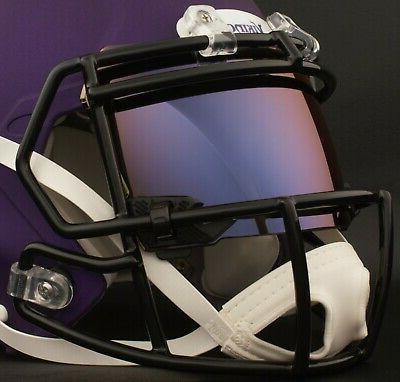 MINNESOTA VIKINGS SHOC Football Helmet Shield /