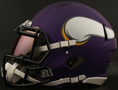 MINNESOTA SHOC Football Helmet Eye /