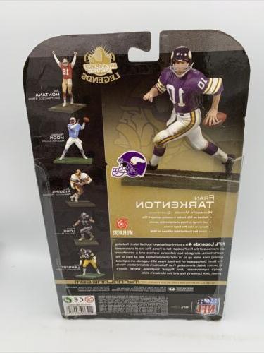 NFL Fran Tarkenton ~ Minnesota Vikings Toys Legends