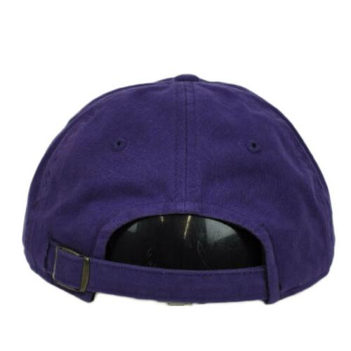 NFL Purple Relaxed Hat Cap
