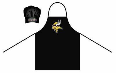 nfl team minnesota vikings apron