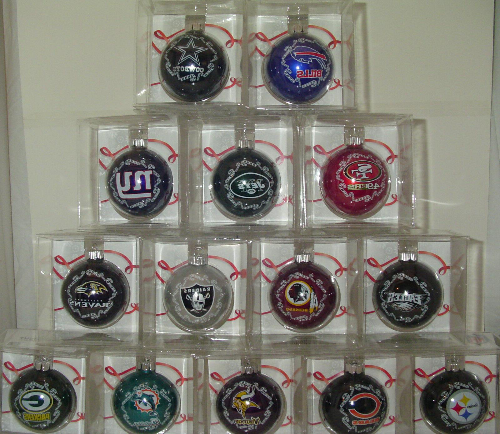 pick your team nfl christmas tree color