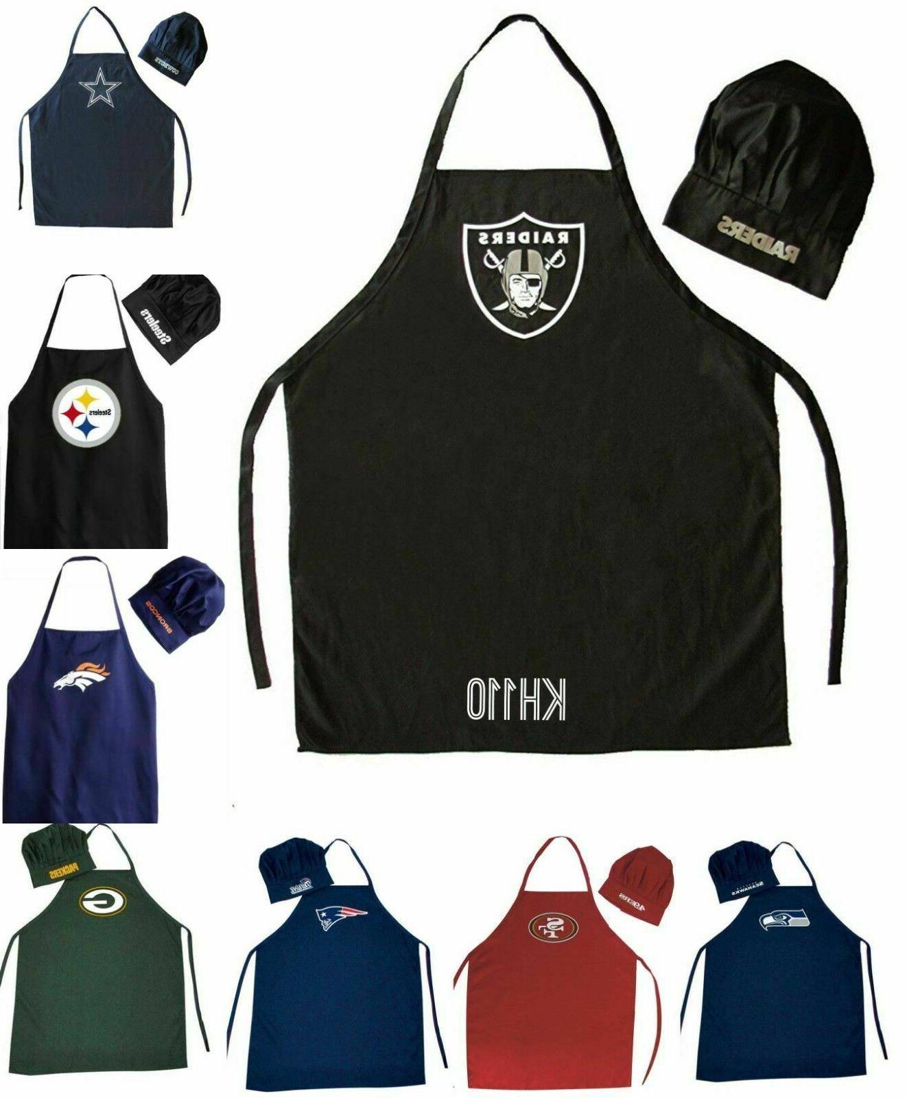 US TX Vikings Barbecue Tailgating Chef's Set