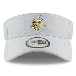 New Era Men's Minnesota Vikings Sideline Training Camp Grey
