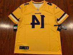 Nike Men's Stefon Diggs Minnesota Vikings Inverted Legend