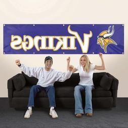 Party Animal Minnesota Vikings 8'x2' NFL Banner