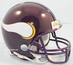 MINNESOTA VIKINGS  Riddell VSR4 Mini Helmet