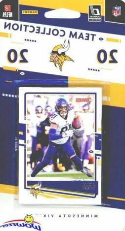 Minnesota Vikings 2020 Donruss NFL Limited Team Set-Kirk Cou