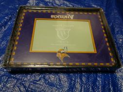 Minnesota Vikings 4x6 Photo Frame NEW FAST SHIPPING