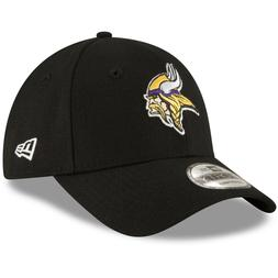Minnesota Vikings New Era 9Forty Current Black The League St