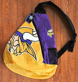 Minnesota Vikings BackPack / Back Pack Book Bag NEW - TEAM C