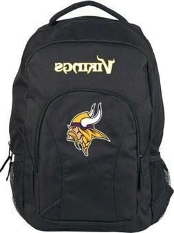 Minnesota Vikings Backpack NFL DraftDay Green School Backpac