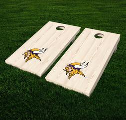 Minnesota Vikings Cornhole Decal Vinyl NFL Football Car Wall